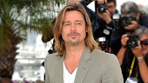 Brad Pitt: There's No Wedding Date