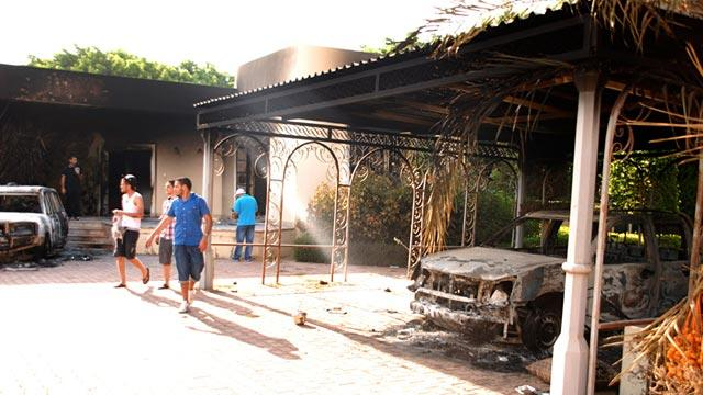 Security Team Commander Says Ambassador Stevens Wanted His Team to Stay in Libya Past August