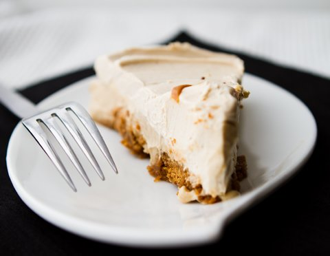 Egg-free, Dairy-free Peanut Butter Cream Pie