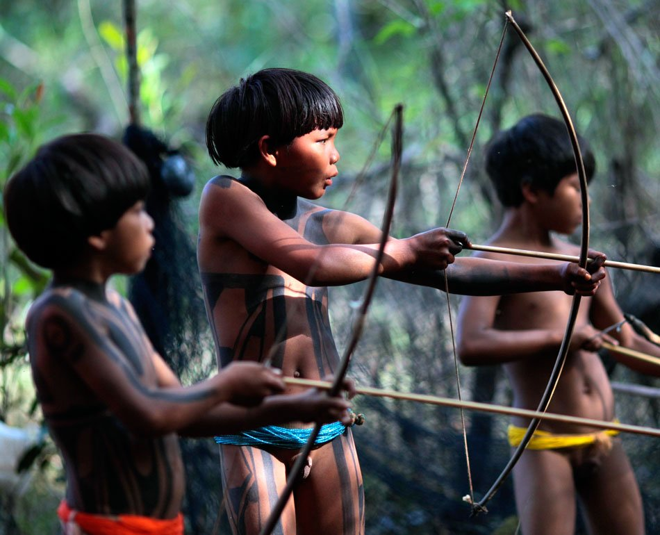 Life with the Yawalapiti Tribe in Brazil