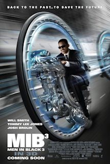 Poster di Men in Black 3