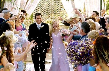 Luke Wilson and Reese Witherspoon in MGM's Legally Blonde 2: Red, White & Blonde