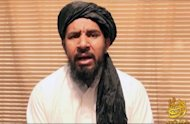 Al-Qaeda official Abu Yahya al-Libi is shown in a video grab provided by the SITE Intelligence Group on June 12, 2012. A new video featuring al-Libi, who the United States said was killed last week after a drone strike in Pakistan, was posted online Tuesday, monitoring services said