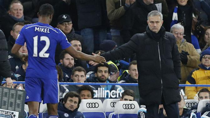 Mourinho is the man to fix Chelsea, says Mikel