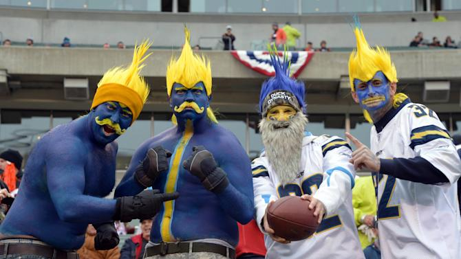 NFL: AFC Wildcard Playoff-San Diego Chargers at Cincinnati Bengals
