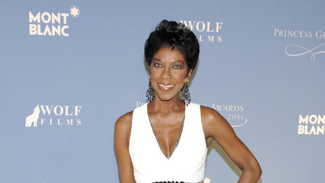 Singer Natalie Cole attends the Princess Grace Foundation Awards gala at Cipriani 42nd Street on Tuesday, Nov. 1, 2011 in New York. (AP Photo/Evan Agostini)