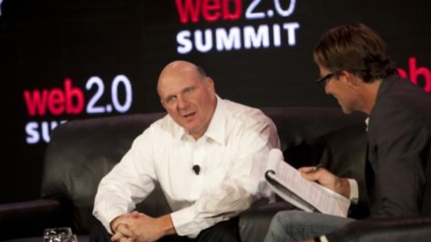 """Steve Ballmer: """"You need to be a computer scientist to use Android"""""""