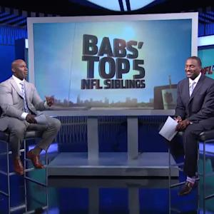 Babineaux's top 5 NFL siblings