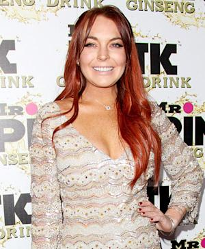 "Lindsay Lohan: My New Hair Is ""the Wrong Color"""