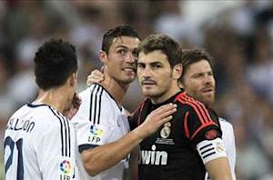 Ronaldo and Casillas named in strong Real Madrid squad for Copa del Rey clash