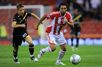 Stoke winger Pennant seals three-month Wolves loan move