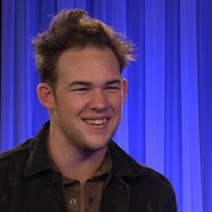 "With ""Celebrate,"" James Durbin hopes to ""serenade"" his audience"