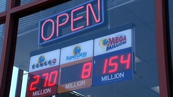 $424M in lotto jackpots up for grabs in California
