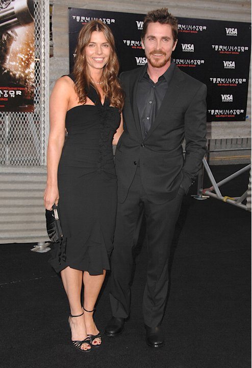 Terminator Salvation LA Premiere 2009 Christian Bale