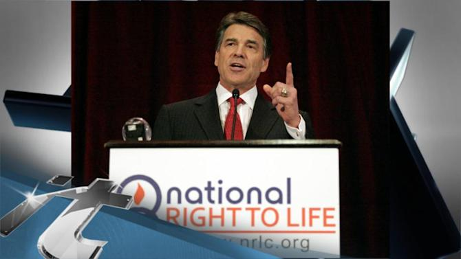 Politics Breaking News: Rick Perry to Announce Future Political Plans on July 8
