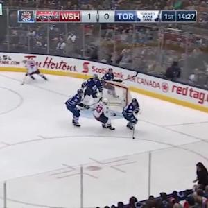 Washington Capitals at Toronto Maple Leafs - 11/28/2015