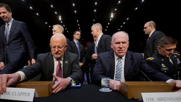 Obama, intelligence officials meet with Congressional leaders