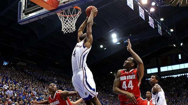 Kansas, OSU clash in potential Final Four preview