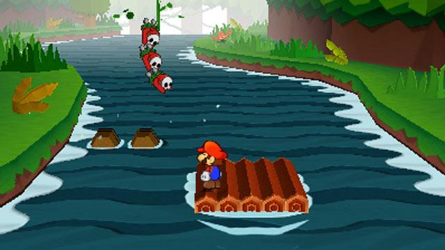'Paper Mario: Sticker Star' Shines Despite Sticky Situations