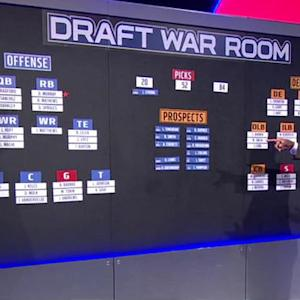 Draft War Room: Philadelphia Eagles