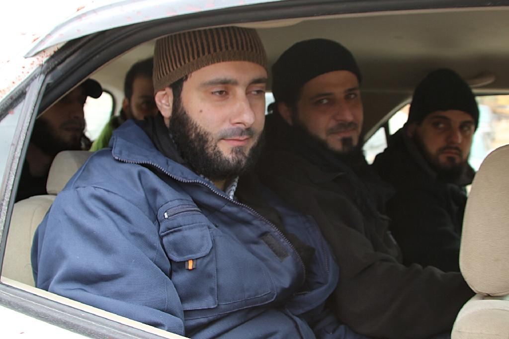 Lebanese hostages freed by Qaeda Syria wing in swap