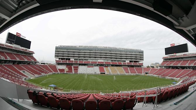 Pac-12 title game headed to new 49ers stadium