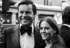 Robert Wagner and Natalie Wood | Photo Credits: Tom Wargacki/WireImage