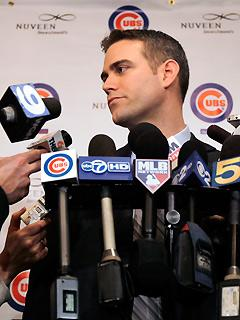 Epstein's plan: Rescue Cubs by losing big