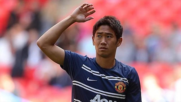 Shinji Kagawa will be hoping to play some part against Bayer Leverkusen