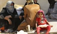Syrian Conflict: Refugees Soar To 170,000