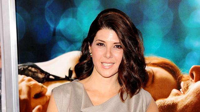 Marisa Tomei Crazy Stupid Love World Premiere