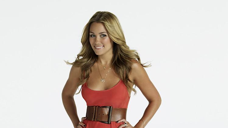 Lauren Conrad stars in The Hills