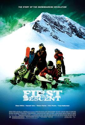 Universal Pictures' documentary First Descent