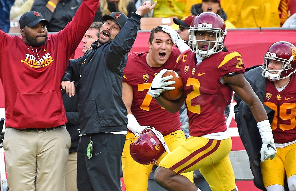 USC star Adoree' Jackson declares for 2017 NFL draft