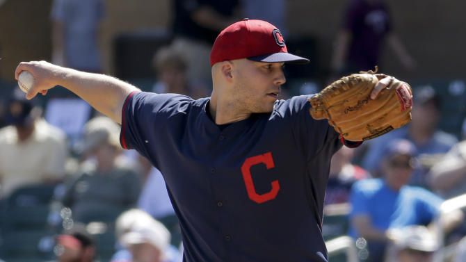 Indians and Masterson suspend contract talks