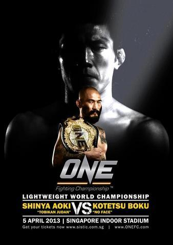 One FC 8 Results: Shinya Aoki Dominates En Route to Lightweight Championship