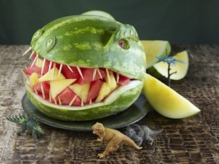 Watermelon T-Rex