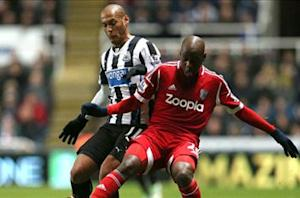 West Brom's Mulumbu reveals Arsenal approach