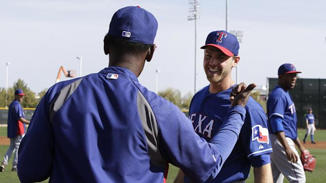 Cotts makes quite a comeback with Rangers