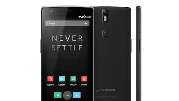 The OnePlus One smartphone is a denim-clad $299 Cyanogen monster