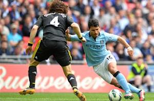 Aguero to face no FA action for Luiz challenge
