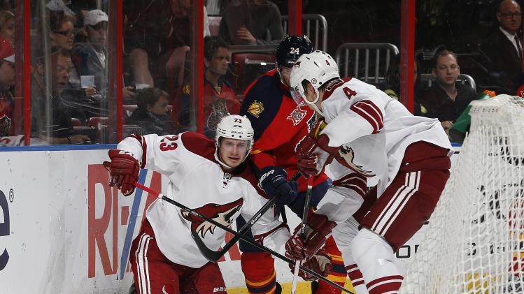 Phoenix Coyotes v Florida Panthers