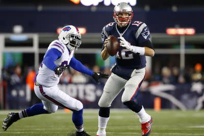 Bills vs. Patriots 2015 final score: New England holds on for 20-13 win
