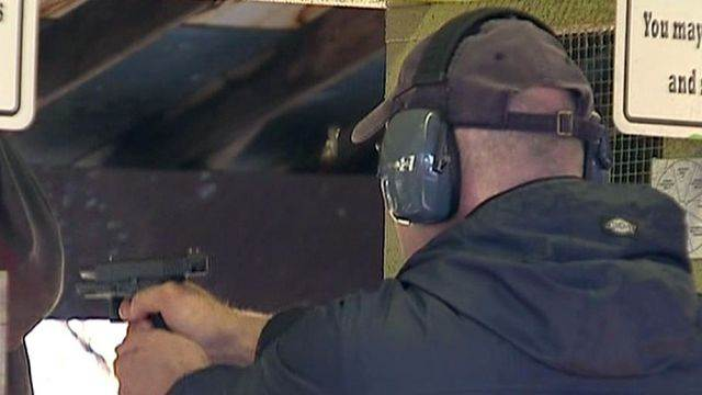 Gun owners come out in support of 'Gun Appreciation Day'