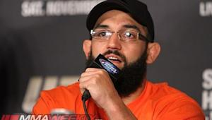 "Newly Crowned Champ Johny Hendricks Says, ""It's Not My Job To Choose My Opponents"""