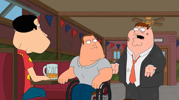 "The Griffin family learns a hard lesson after Peter buys the winning lottery ticket but can't stay grounded and lose it all in the ""Lottery Fever"" season premiere episode of ""Family Guy."""