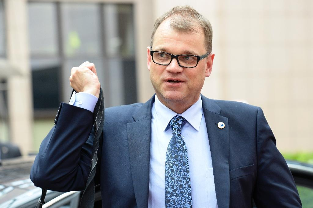 Finnish PM offers to host refugees at country home