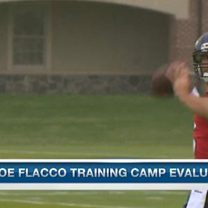 NFL Media's Brian Billick analyzes Baltimore Ravens quarterback Joe Flacco's development