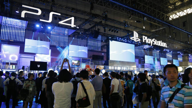 Console stars of Tokyo Game Show not on sale yet