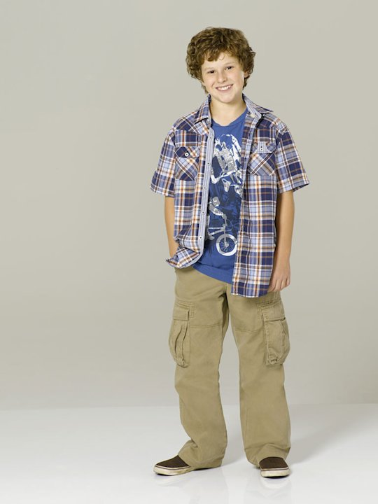 Nolan Gould stars as Luke in &quot;Modern Family.&quot; 